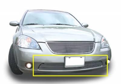 T-Rex - Nissan Altima T-Rex Bumper Billet Grille Insert - 9 Bars - 25742