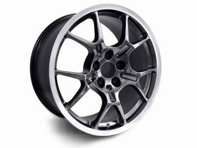 AM Custom - Ford Mustang Hypercoated GT4 Wheel