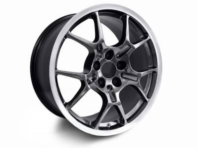 AM Custom - Ford Mustang Hypercoated GT4 Wheel
