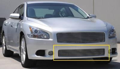 T-Rex - Nissan Maxima T-Rex Bumper Billet Grille Insert - 25758