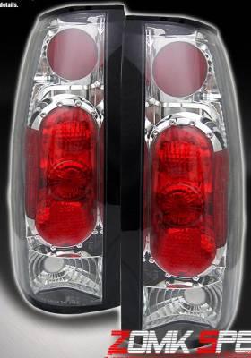 Custom - Chrome G2 Altezza Taillights
