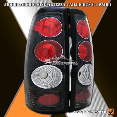 Custom - G5 Black Taillights