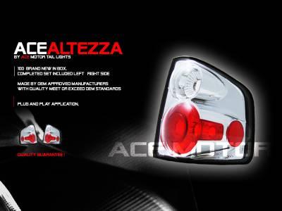 Custom - 3D Chrome Taillights