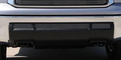 T-Rex - Toyota Tundra T-Rex Bumper Billet Grille Insert - 3PC - 25961