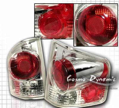 Custom - Euro Chrome Taillights
