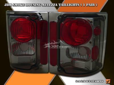 Custom - Euro Smoke Taillights