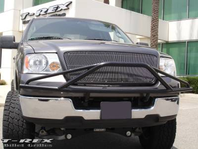 T-Rex - Lincoln Mark T-Rex Vertical Billet Grille Insert - 30556
