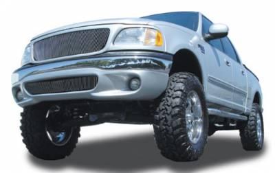 T-Rex - Ford F150 T-Rex Vertical Billet Grille Insert - 60 Bars - 30580
