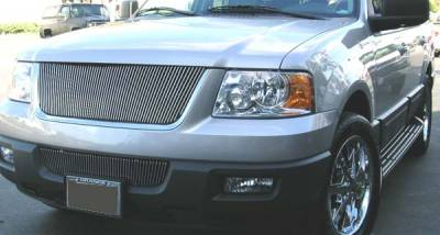 T-Rex - Ford Expedition T-Rex Vertical Billet Grille Insert - 61 Bars - 30593