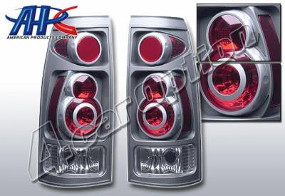 Custom - Retro Chrome Altezza Taillights