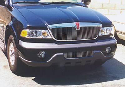 T-Rex - Lincoln Navigator T-Rex Vertical Billet Grille Insert - 56 Bars - 30692