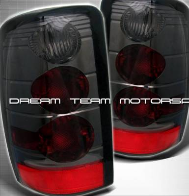 Custom - Denali Smoke Altezza Taillights
