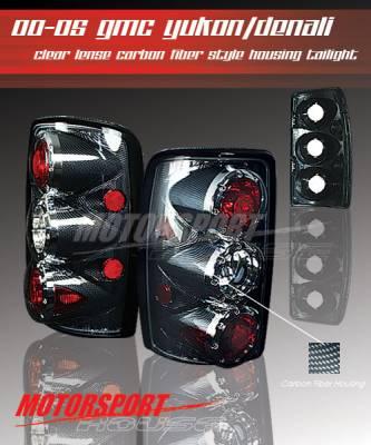 Custom - Carbon Clear Lense Taillights