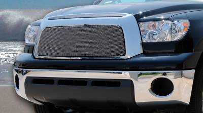 T-Rex - Toyota Tundra T-Rex Sport Series Formed Mesh Grille - Stainless Steel - Triple Chrome Plated - 44959