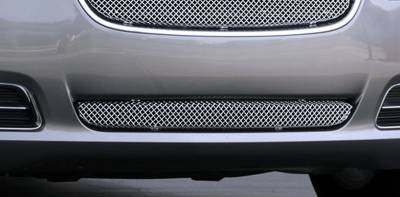 T-Rex - Chrysler 300 T-Rex Sport Series Formed Mesh Bumper Grille - Stainless Steel - Triple Chrome Plated - 45433