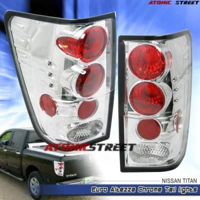 Custom - Titan Clear Altezza Taillights