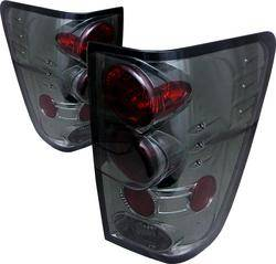 Custom - Titan Smoke Altezza Taillights