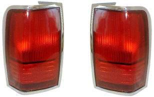Custom - Red Taillights