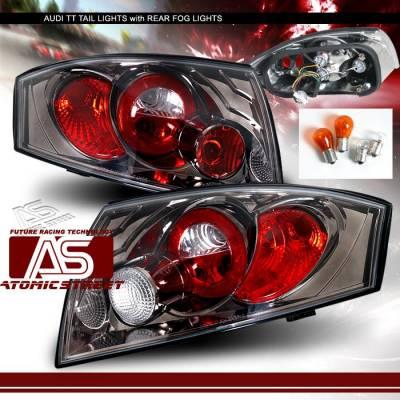 Custom - Gunmetal Taillights
