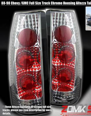 Custom - Chrome Taillights