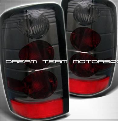 Custom - Smoke Red Taillights