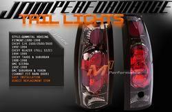 Custom - Gunmetal Altezza Taillights