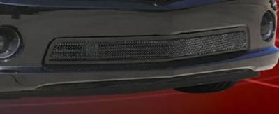 T-Rex - Chevrolet Camaro T-Rex Upper Class Bumper Mesh Grille - All Black - 52029