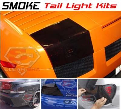 Custom - Smoked Tail Tint