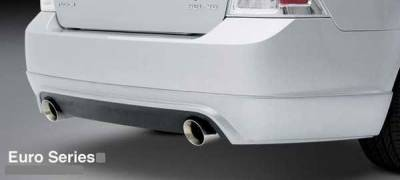 Custom - Chrome Exhaust Tips
