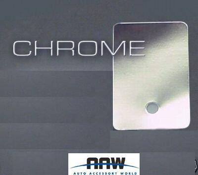 Custom - Chrome Dash Trim