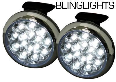 Custom - LED Fog Lights White - Universal
