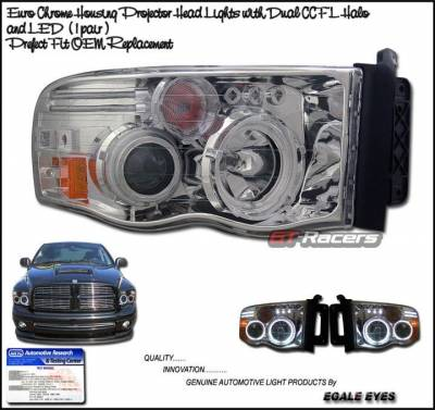 CCFL - Dual CCFL Halo Pro Headlights V2
