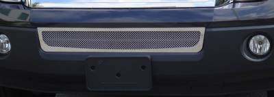 T-Rex - Ford Expedition T-Rex Upper Class Polished Stainless Bumper Mesh Grille - 55594