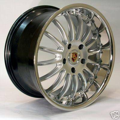 Custom - 19 Inch RG6 Porsche Wheels