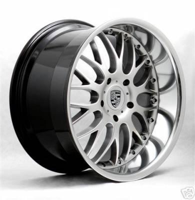 Custom - 19 Inch 410 Style Porsche Wheels