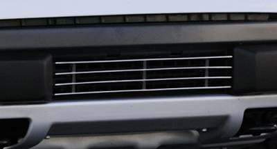 T-Rex - Ford F150 T-Rex Special Edition Laser Bumper Grille - Flat Black Finish - 6225666