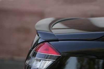 Carlsson - W221 Rear Wing