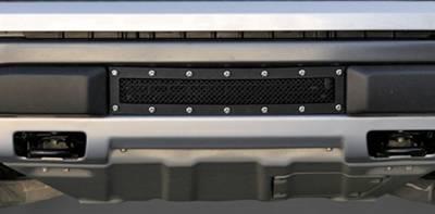 T-Rex - Ford F150 T-Rex X-Metal Bumper Grille - Black - 6725666