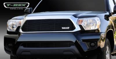 T-Rex - Toyota Tacoma T-Rex Billet Grille Insert - All Black - 20938B