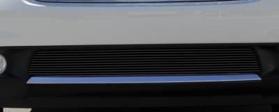 T-Rex - Dodge Durango T-Rex Bumper Billet Grille - All Black - 25492B