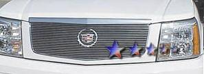 TFP - TFP Billet Stainless Steel Billet Cut Out Grille Replacement - 34516S