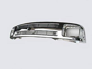 Street Scene - Chevrolet S10 Street Scene Chrome Grille Shell with 4mm Billet Insert - 950-75538