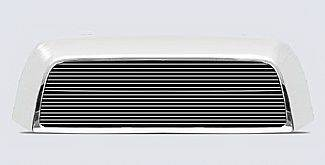 Street Scene - Toyota Tundra Street Scene Smooth Top Chrome Grille Shell with 4mm Billet Grille - 950-75569