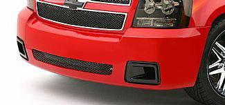 Street Scene - Chevrolet Tahoe Street Scene Lower Valance Grille for 950-70151 Bumper Cover - 950-76154