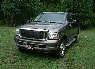 Street Scene - Ford Superduty Street Scene Chrome Grille Shell with Black Chrome Speed Grille - 950-76572