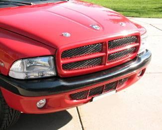Street Scene - Dodge Durango Street Scene OEM Lower Valance Bumper Grille - 950-76613