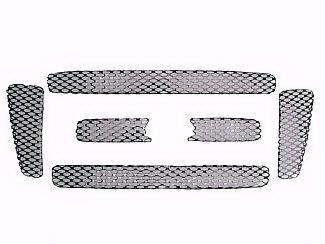 Street Scene - Ford F150 Street Scene Main Grille with 6 Piece Opening Grille Shell - 950-76775