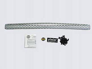Street Scene - GMC Yukon Street Scene Satin Aluminum Grille for Generation 3 Bumper Cover - 950-77108