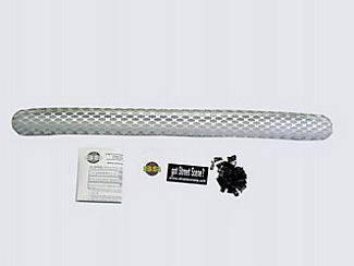Street Scene - Chevrolet Tahoe Street Scene Satin Aluminum Grille for Generation 3 Valance - 950-77122