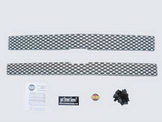 Street Scene - Chevrolet S10 Street Scene Main Grille with Horizontal Type Grille Shell - 950-77250